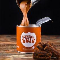 brownie do luiz casquinhas de doce de leite