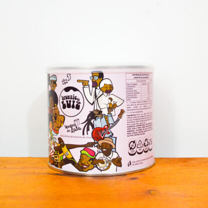 brownie do luiz edicao especial valter brum personalidades negras